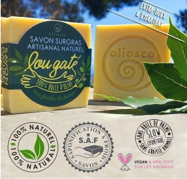 Picture of LOU GATÉ SOAP