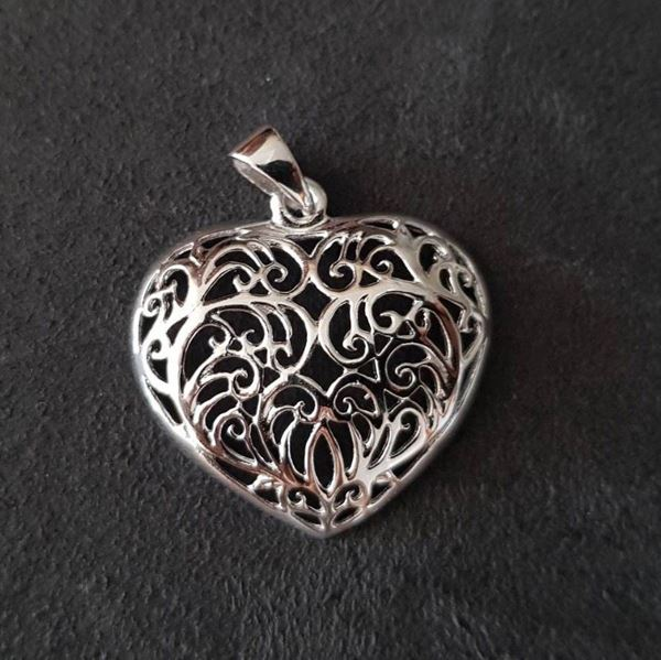 Picture of Pendant Silver Heart