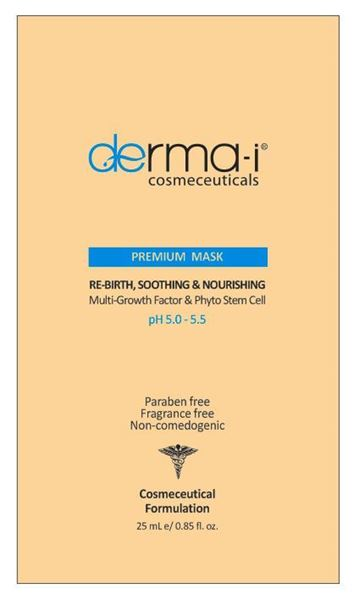 Picture of derma-i  RE-BIRTH, SOOTHING & NOURISHING