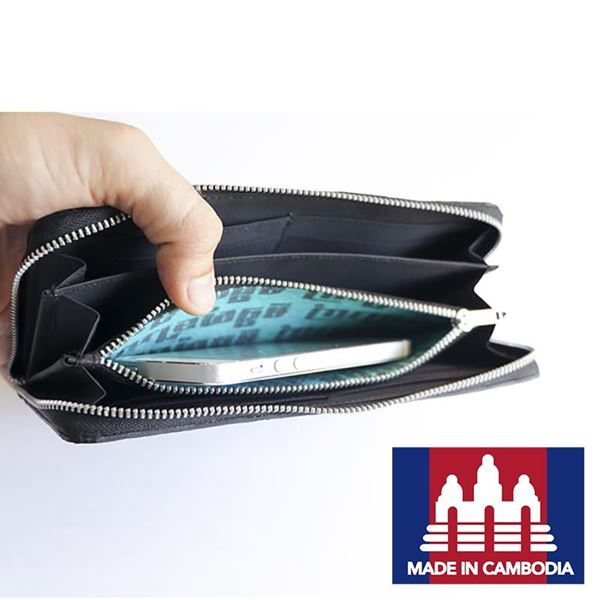 Picture of Tire Zipper Wallet