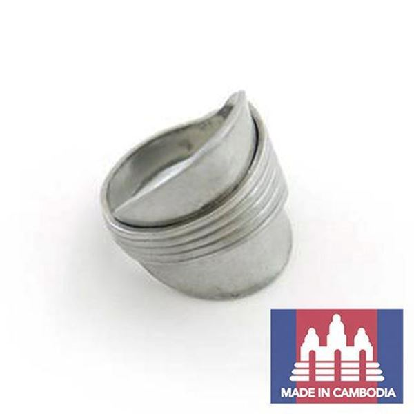 Picture of Spoon Ring (with Ridges)
