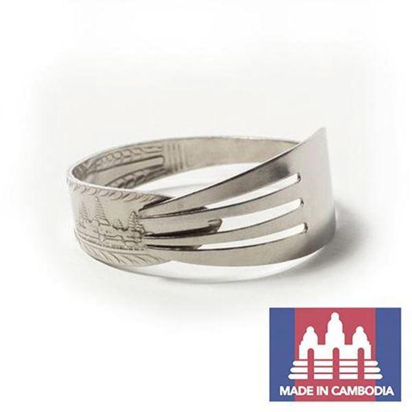 Picture of Metal Fork Bracelet