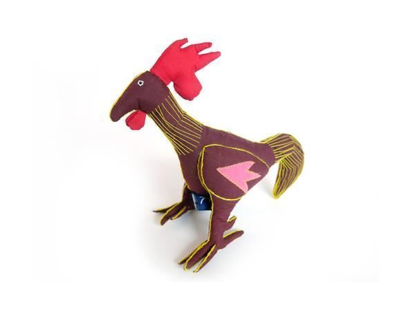 Picture of Cheeky Chicken Plush Toy
