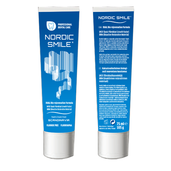 Picture of Nordic Smile Tooth Cream