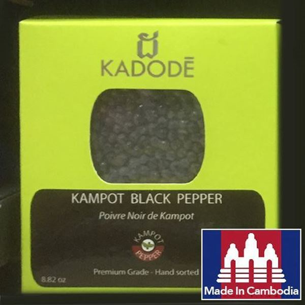 Picture of Kadode Kampot Black Pepper