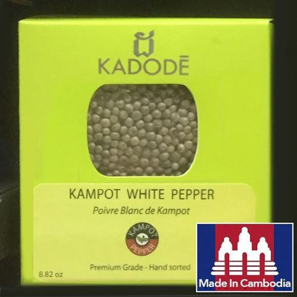 Picture of Kadode Kampot White Pepper