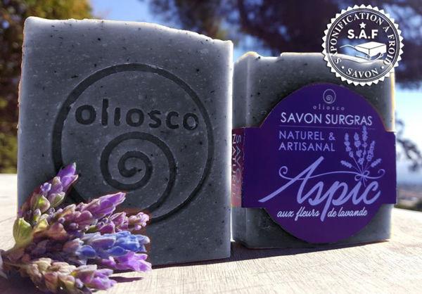 Picture of Aspic Soap (LAVENDER)